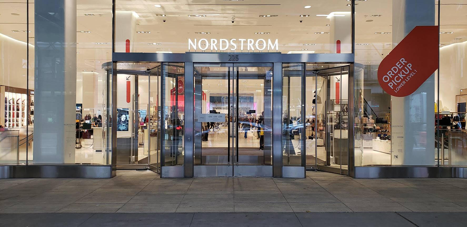 Nordstrom - 57th and Broadway
