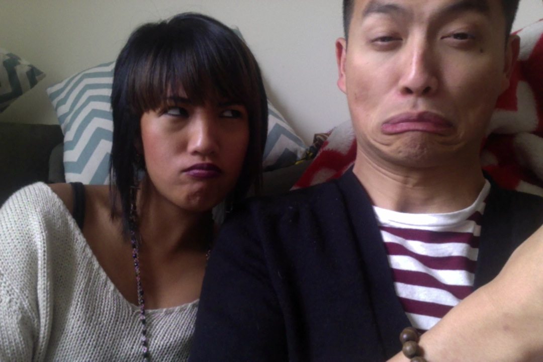 We's lookin' attractive in NYC.