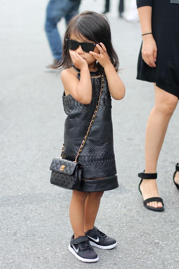 Alexander Wang's niece looks just like my future daughter.