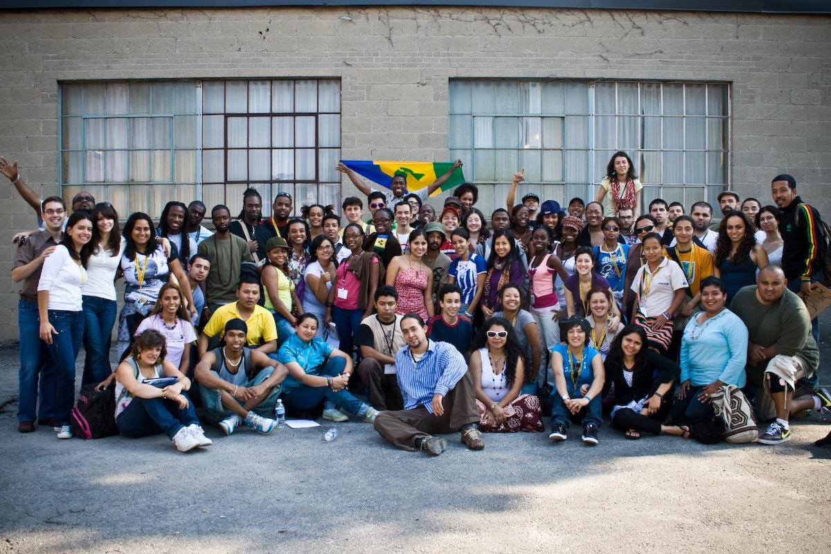 Ignite the Americas Youth Arts Policy Forum