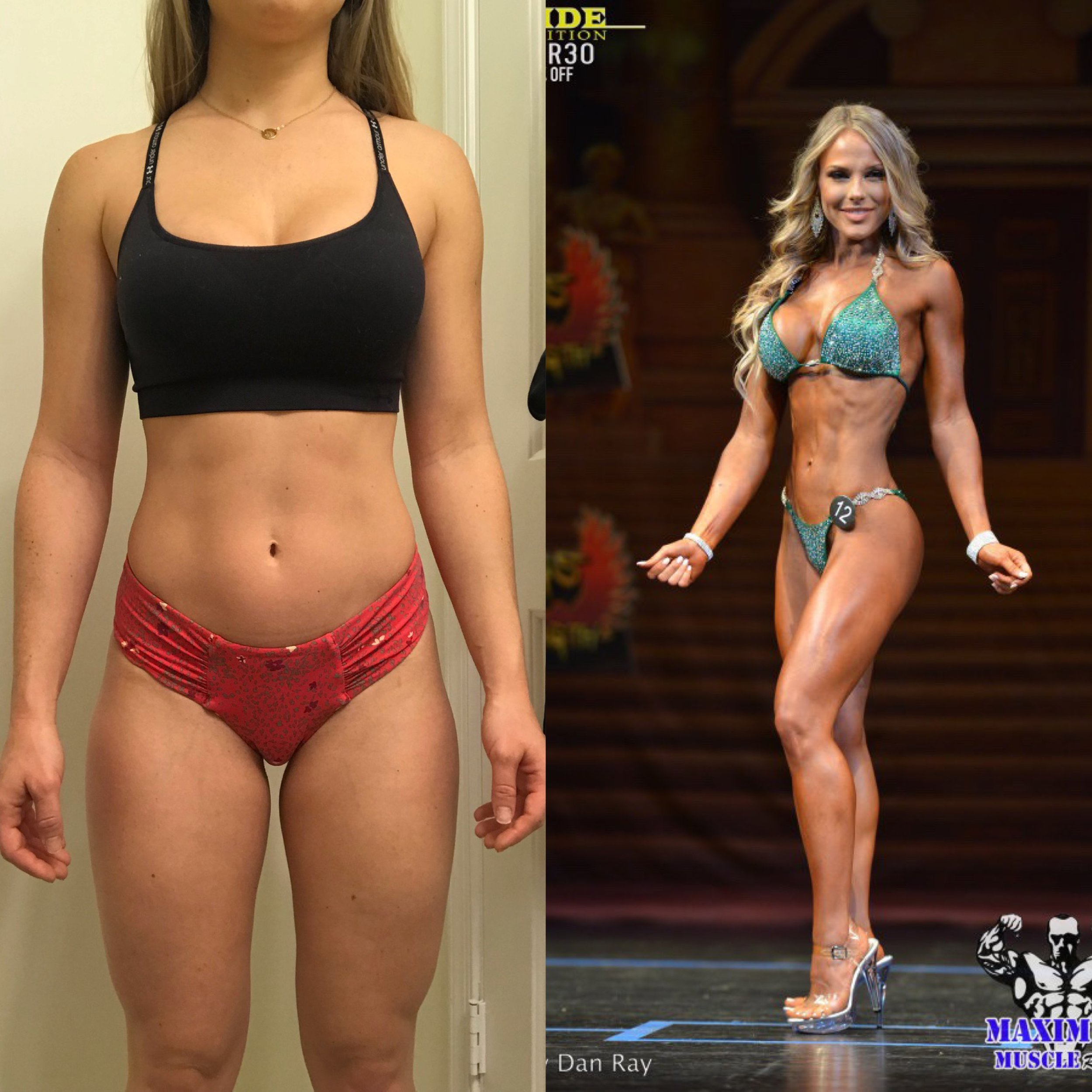 I had been training for years prior on my own but was ready to take my physique to the next level and compete in my first NPC Bikini show. I knew I was capable of putting the work in, but my biggest worry was finding a coach who I could trust my health with for my first prep. After a couple weeks of searching for the right coach, I found David. He initiated a Facetime chat with me where he answered all my questions and concerns using his knowledge and scientific reasoning. Needless to say, I confidently knew that David was the coach for me!  At times, prep was mentally and physically challenging, but David consistently made sure that the process was as comfortable as possible every step of the way. Our goal was to come in well conditioned and bring my best physique yet to the stage. With David's help, I was able to place top 2 in my class and became nationally qualified! I couldn't have asked for more of a supportive and patient coach. He even took the time to travel to my hometown and be there for me when I competed. I am excited to continue working with David to achieve my IFBB Pro Card!