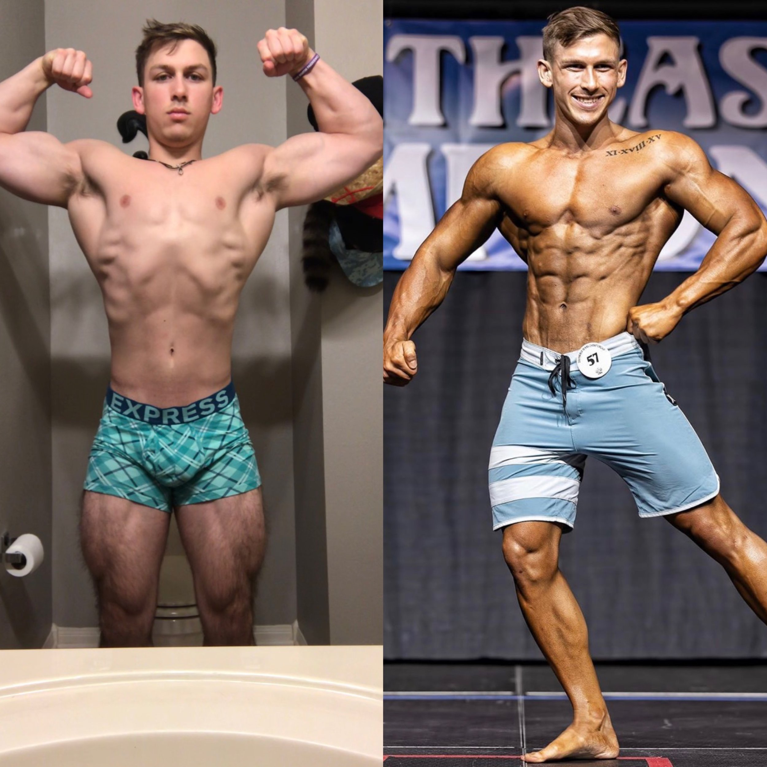 Going into my first ever prep for a bodybuilding show, I had no knowledge of what to eat or even remotely how to lose body fat. I reached out to David and he was able to provide more than enough information. He was there every step of the way! We've worked together for the past 2 years and I am extremely satisfied to say the least!