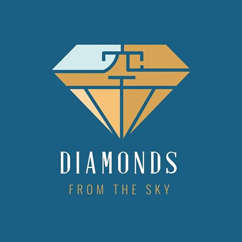 Diamonds from the Sky
