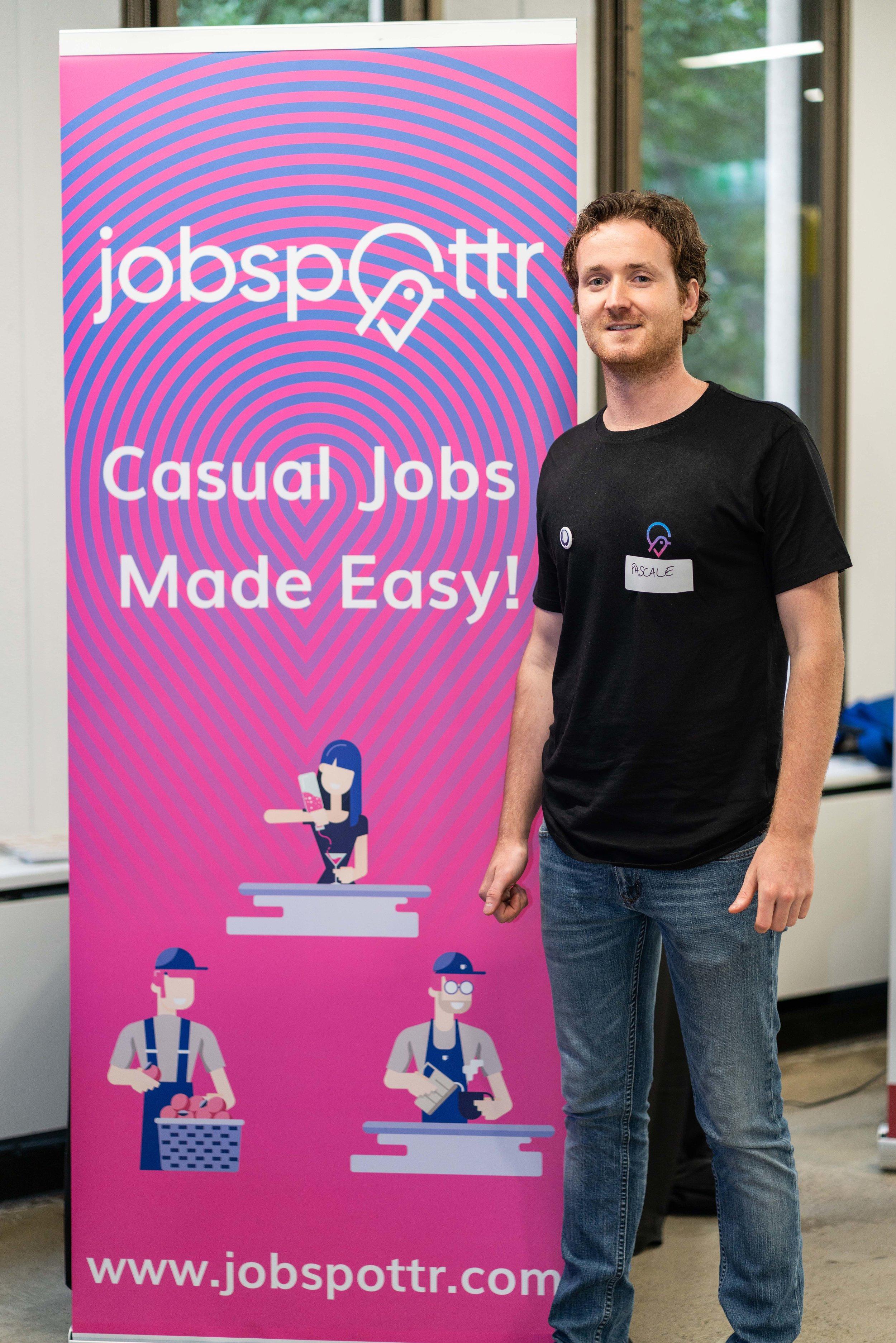 Pascal - JobSpottr