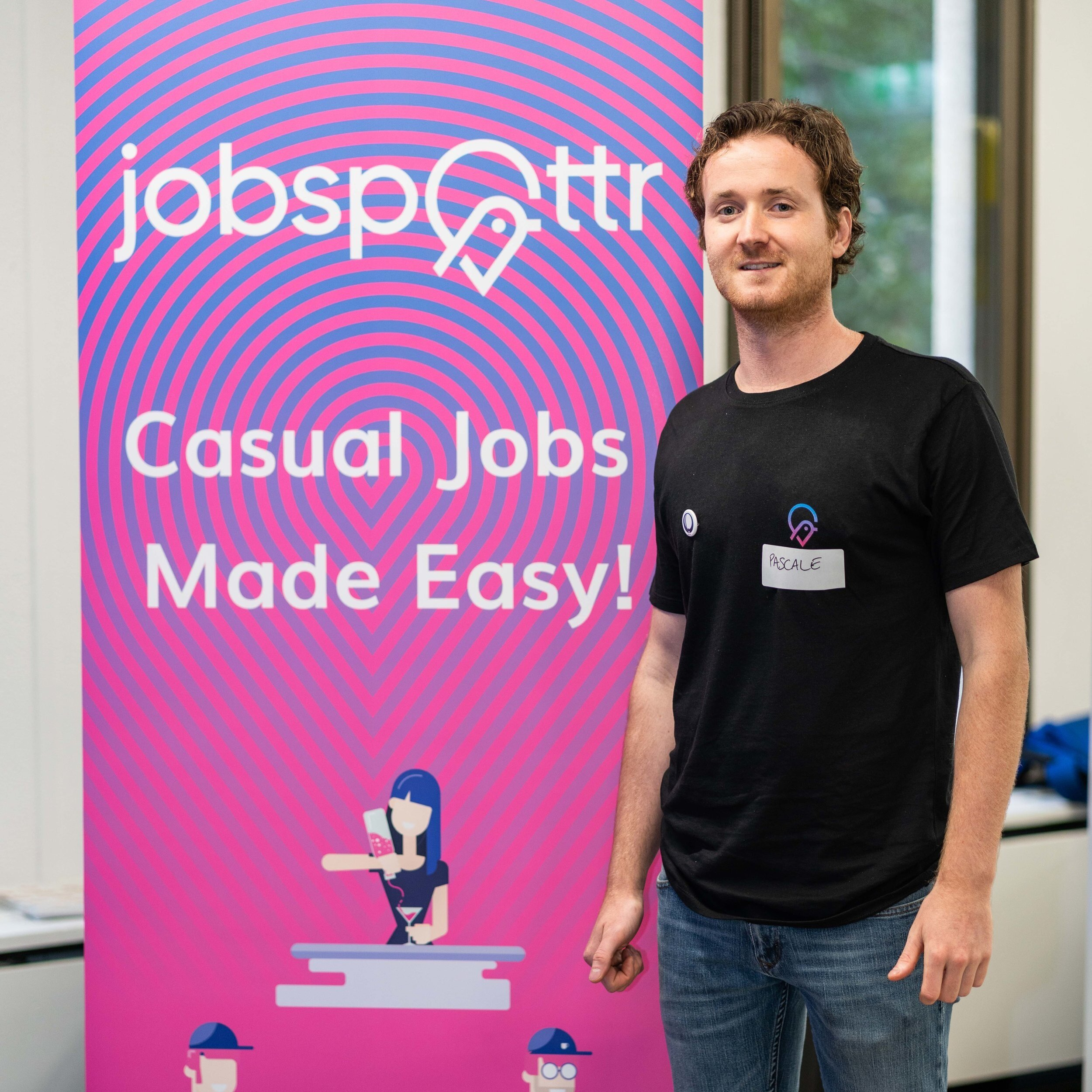 """- """"Finishing the program, I can say it would have been impossible to achieve what we did in such a short period without the support and network of Catalysr. One of the most valuable things for me personally was probably the incredible network of professionals and high calibre mentors I was fortune enough to work with. Founding a company is hard – coming from the other side of the world and not knowing anyone in the startup scene or where to start in another country can be a headf*ck. Catalysr gave me the backup I needed to be able to focus on our project and I didn't have to worry about anything else as there always was support and someone who could help.""""- Pascal Seibold, jobspottr (C18)"""