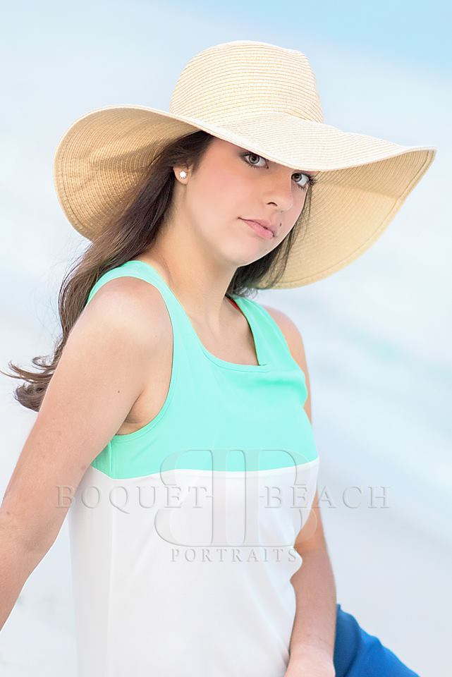 Orange Beach Alabama Senior Photogapher