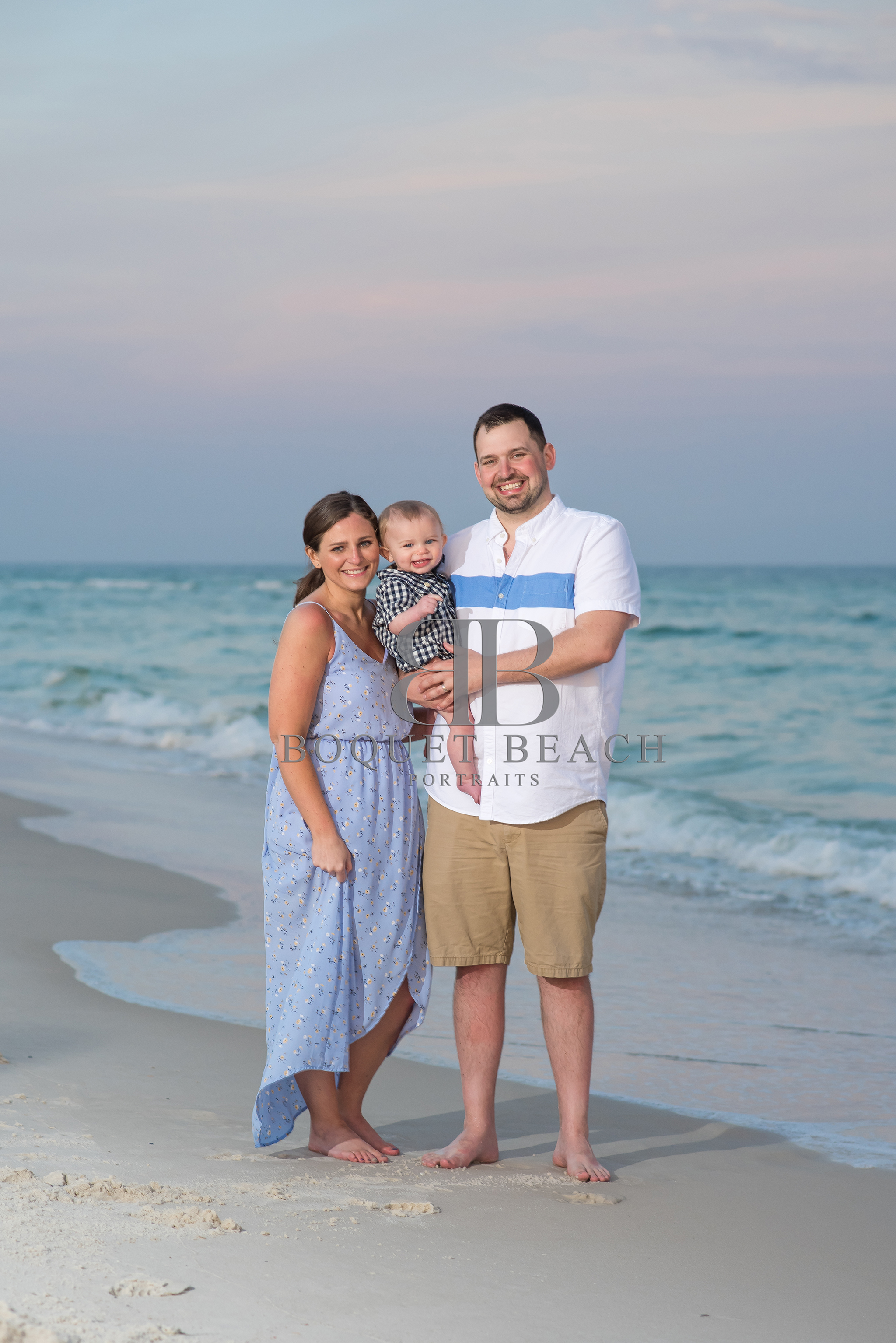 Mother's Day gift - Family Beach Pictures at the Perdido Pass in Orange Beach Alabama