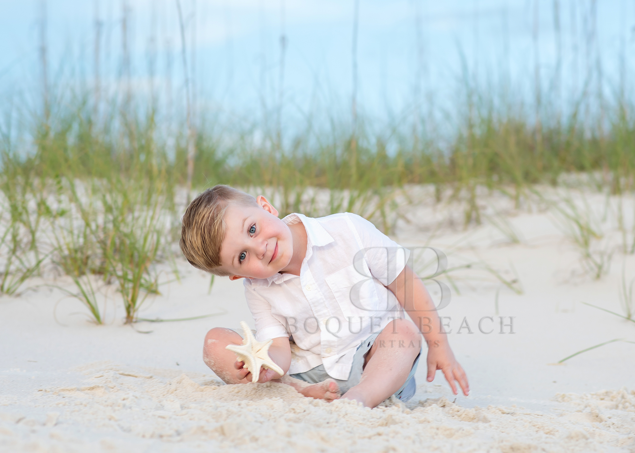 3 year old beach pictures in Orange Beach Alabama