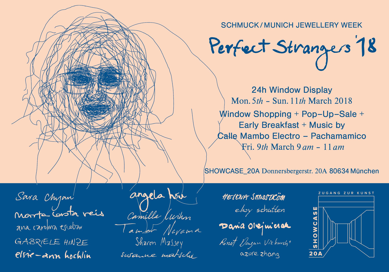 Perfect Strangers in Munich Jewellery Week 2018