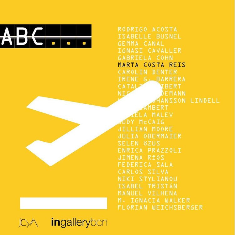The group show ABC, shown for the first time in Valencia, will be presented again at JOYA Barcelona between 4 -7 October in the parallel events OFF JOYA.