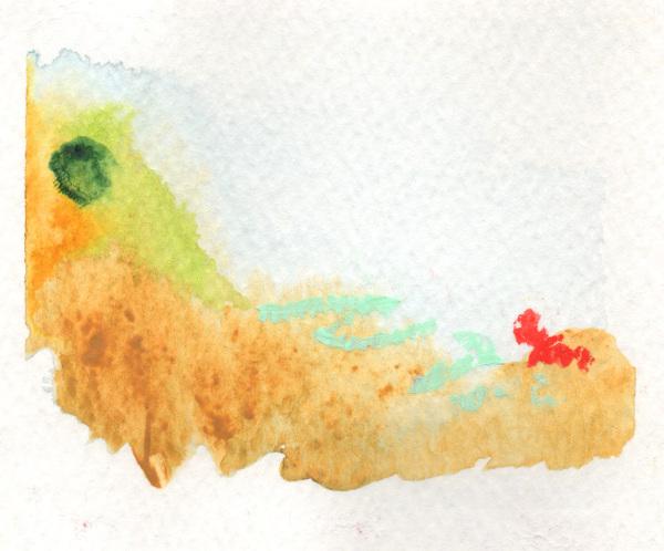 Abstract Landscape VI