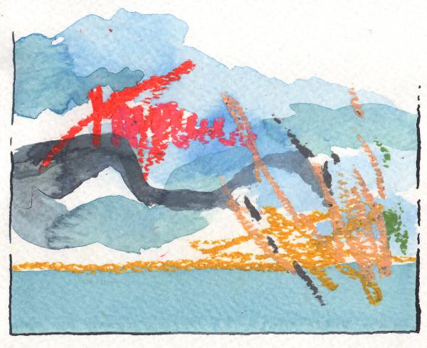 Abstract Landscape V