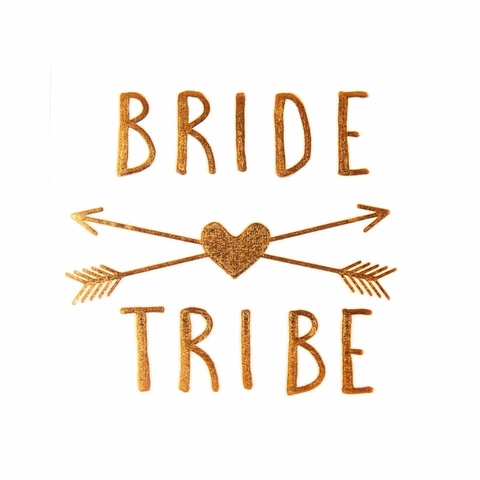 Bride tribe tattoo
