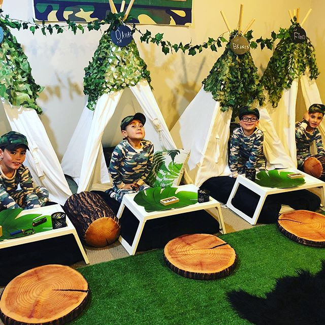 The boys enjoyed their barracks for the night. Eating to much 🍿 watching movies and making a shit load of noise in between. Not the worst way to hang with the Bros ✌🏼 #sleepover #teepeeparty #birthdayswag #birthdayboy #mumlife #gotosleep #mumtoboy #soldierboy #party #heturned7 #wheretofromhere #nzmum #kiwikids #boyhangs #mates #bestbuds