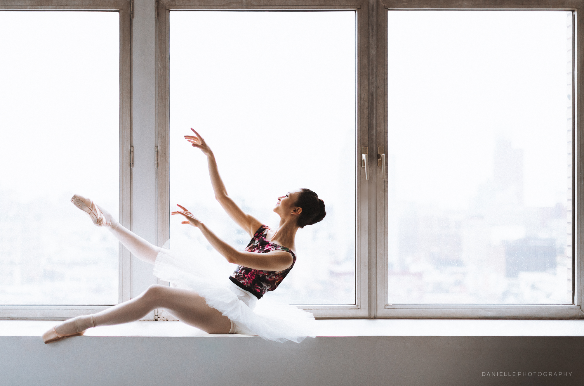 ballet in SoHo by @DaniellePhotographySa
