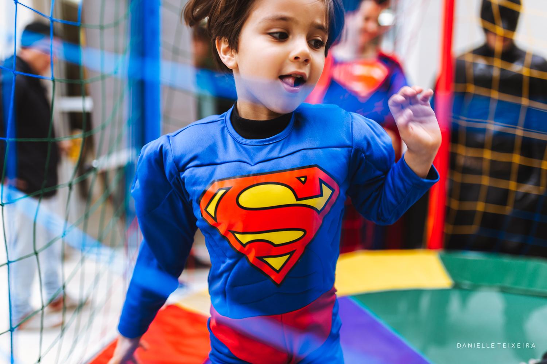 Fotos aniversário 4 anos do Daniel—tema Super Heróis—por @DanielleTeixeira
