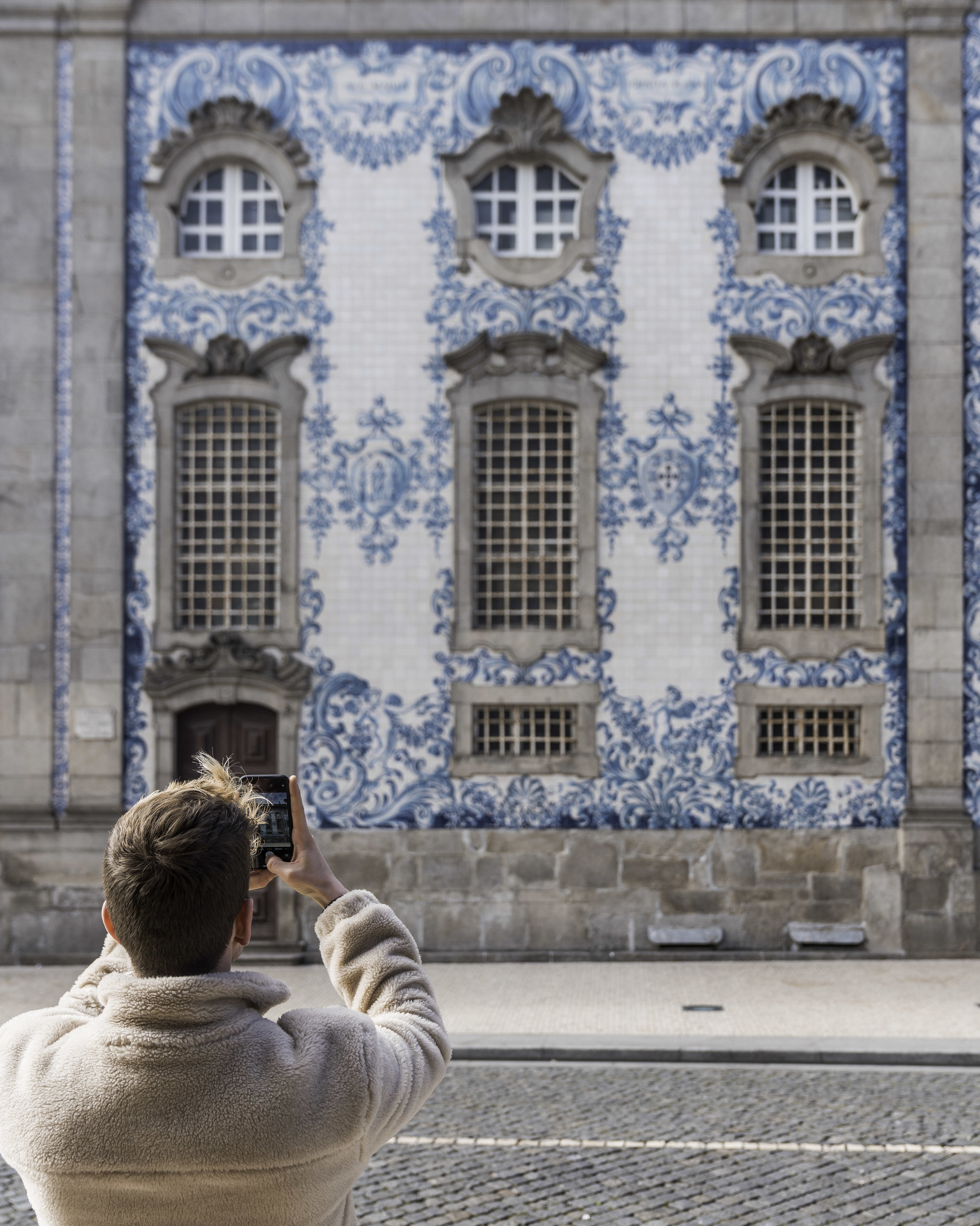Igreja do Carmo - — the stunning facades of this church are a must see and photograph!