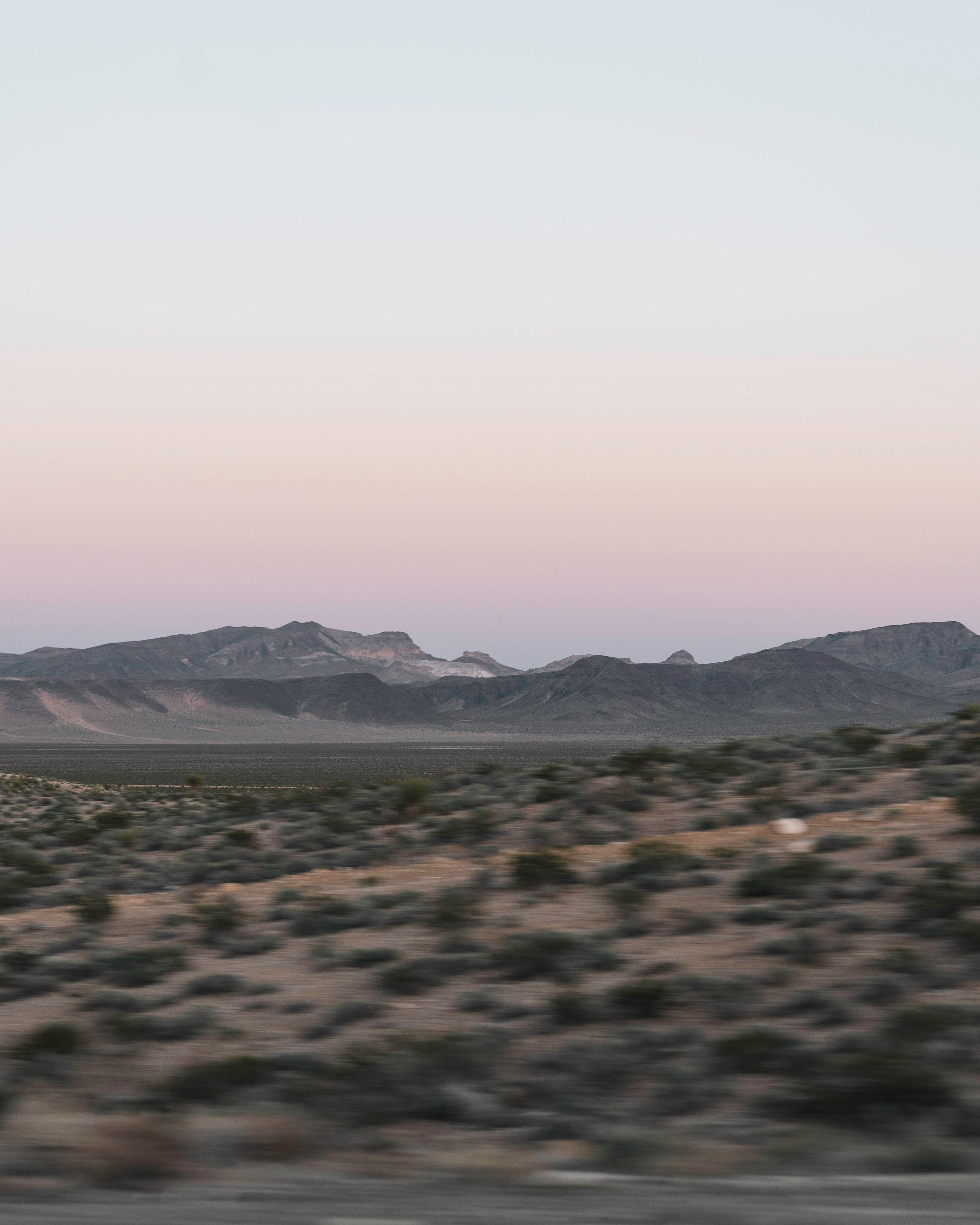 Nevada Sunset -