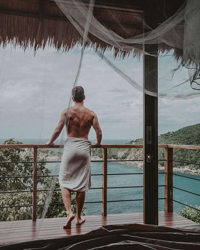 When it's almost time to go back to reality 🌙 #thailand #kohtao