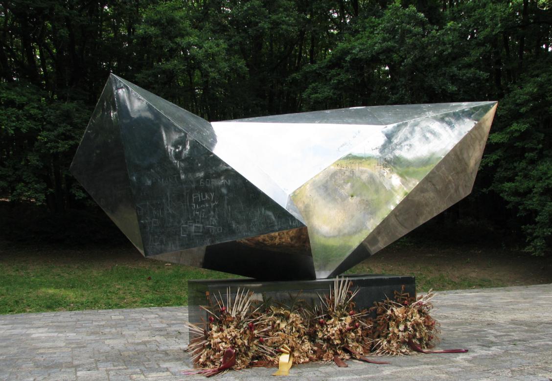 Dotrščina designed by Vojin Bakic