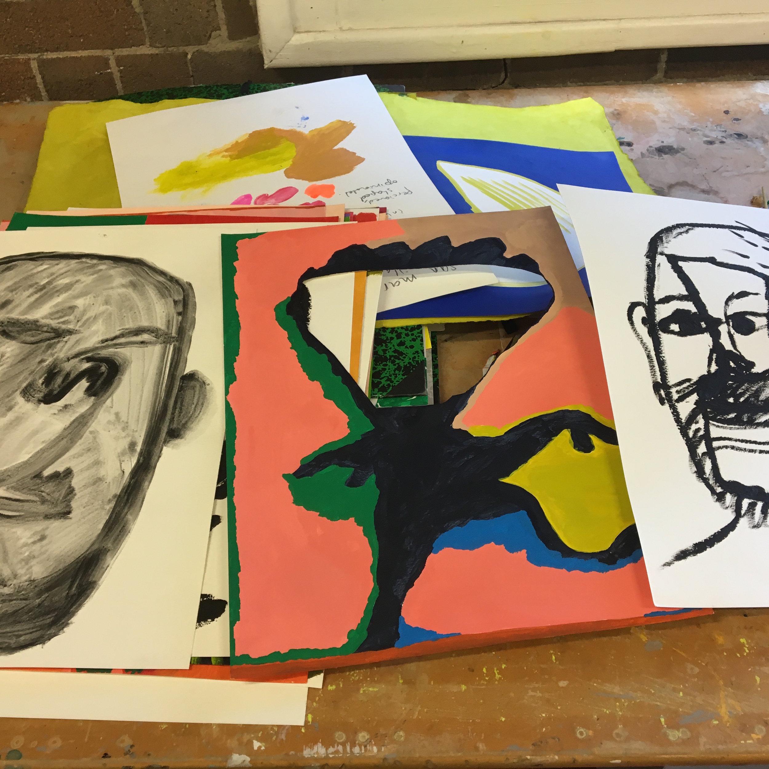 artworks by Tom Polo