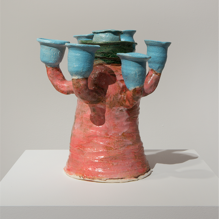 Angela Brennan, Potami, 2014, eartheware - image courtesy of the artist and Roslyn Oxley Gallery. Sydney.