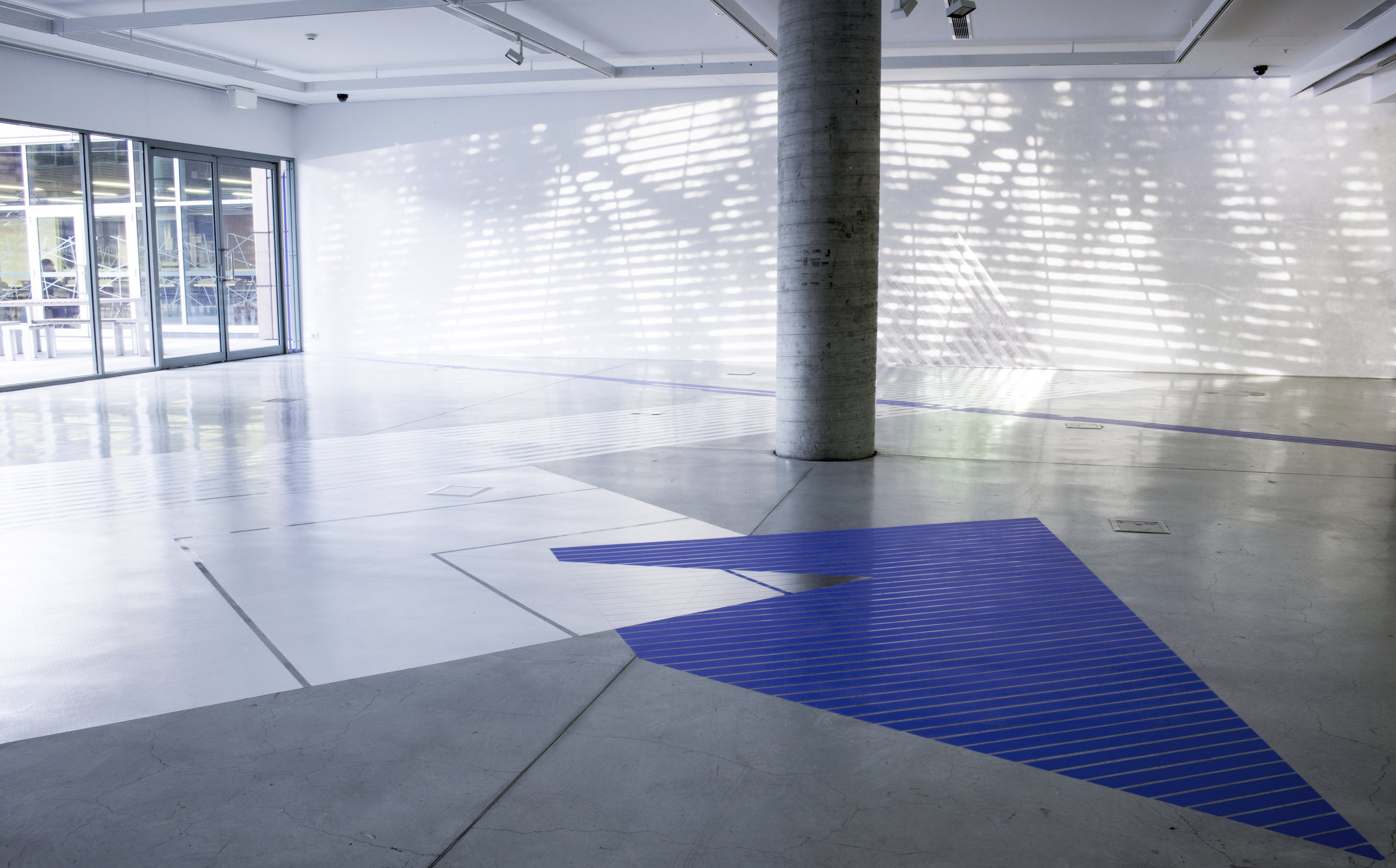 Surface Tension, 2017, UTS ART, Sydney by Biljana Jančić