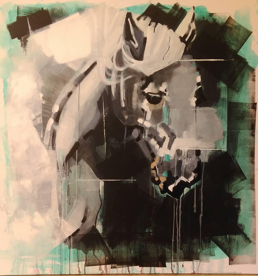 ' Equine I '