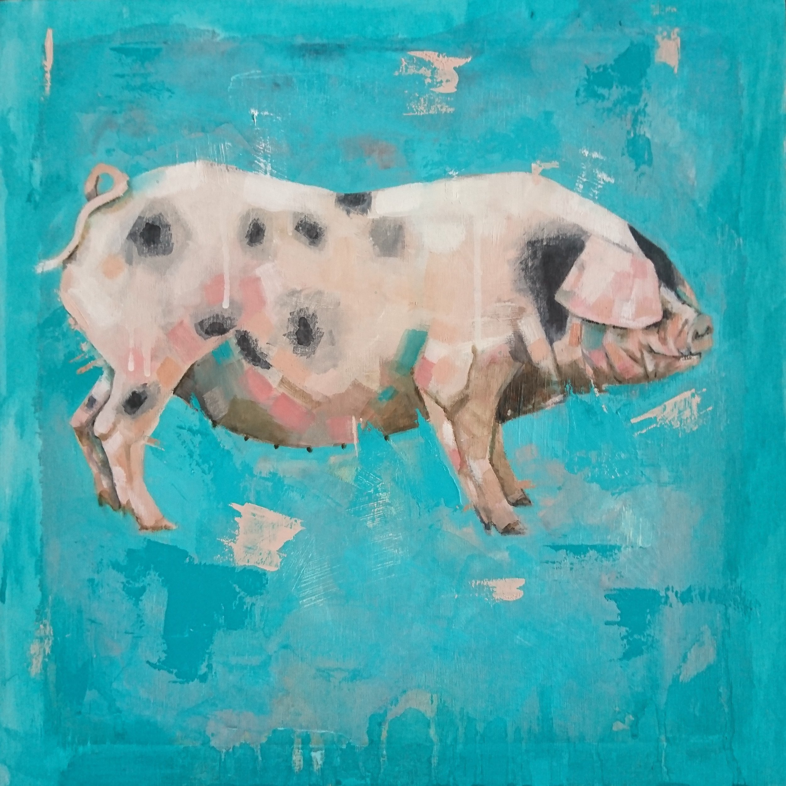 'Spotted Pig'
