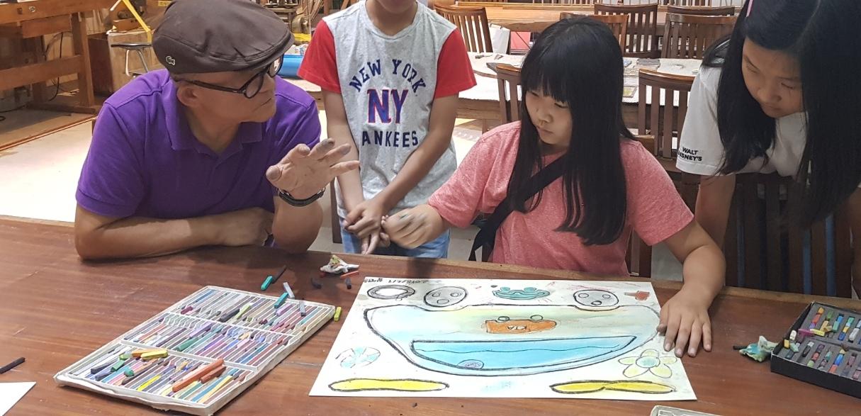 /01 어린이 디자인 원데이 워크샵 - 자동차 디자인 미술관 포마는 미래의 디자인을 이끌 어린이들을 위한 1일 워크샵(매주 토요일) 프로그램을 마련하였습니다. 상세한 내용은 Academy 란을 통해 확인/신청 바랍니다.2018년 원데이 워크샵 전 과정은 마감되었습니다.>>아카데미 바로가기