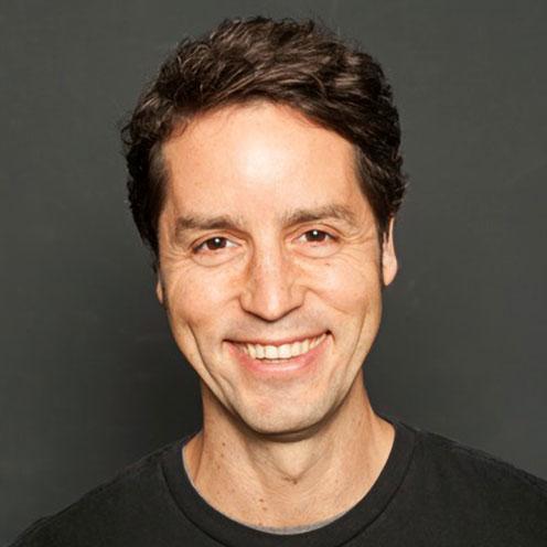 Carsten Fleck co-founder Yoga Rebellion Berlin