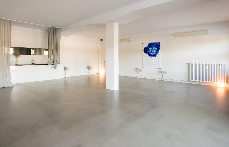 Yoga Rebellion Studio in Berlin Wedding, Moabit