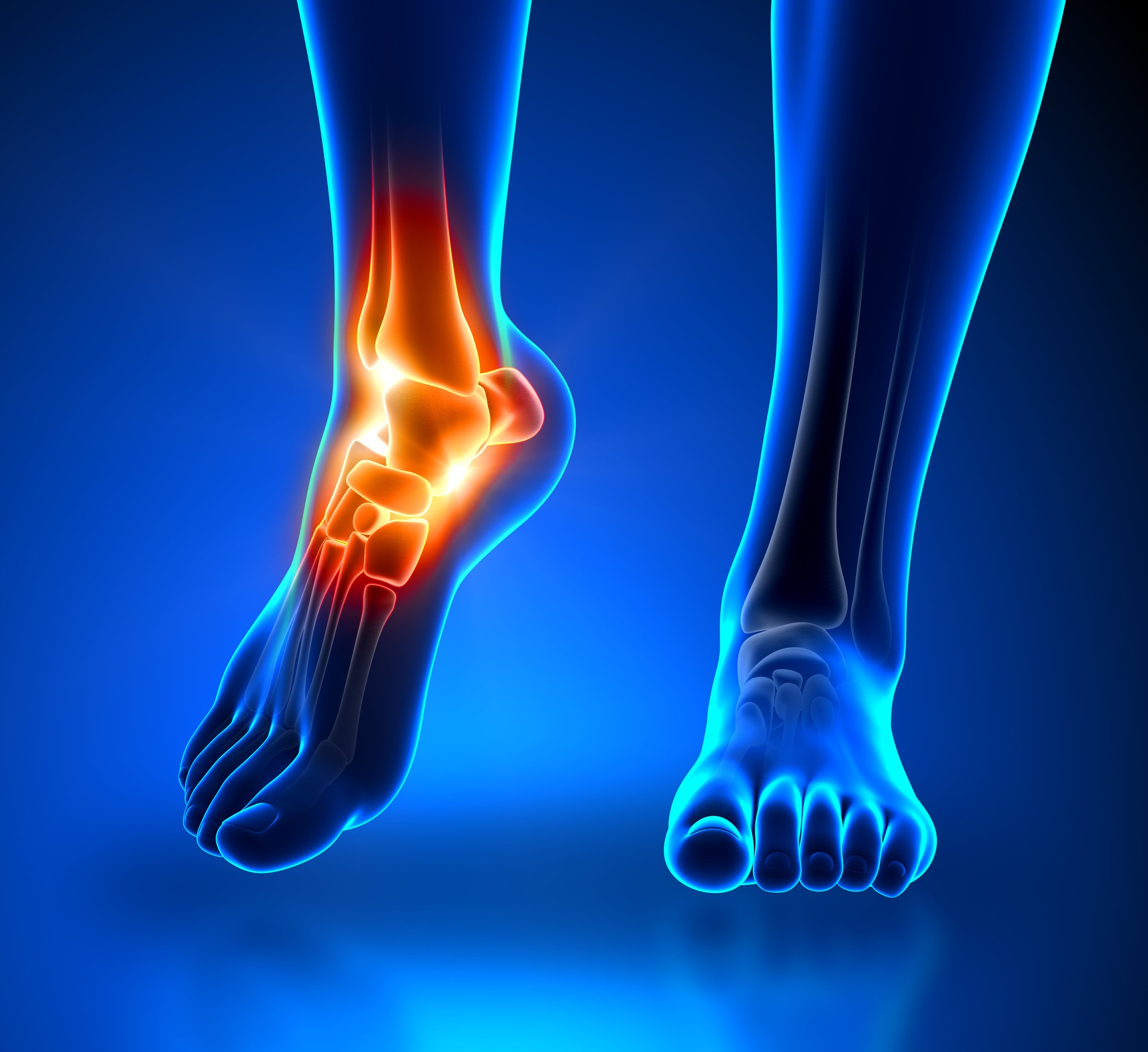 foot and ankle injury jonesboro AR podiatrist Mark Reiner