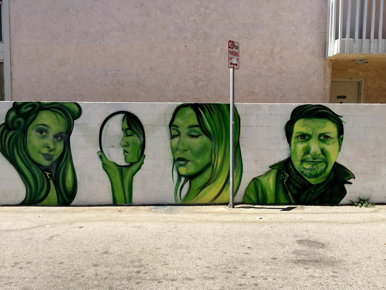 artist: jules muck