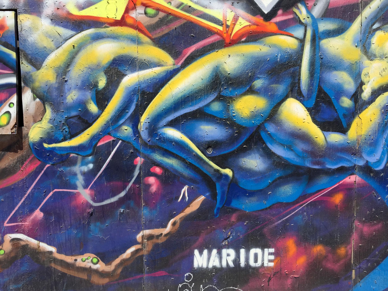 artist: Marioe the artist