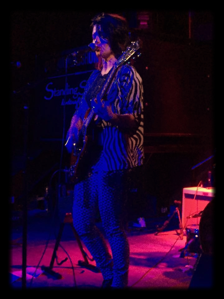 Ninet Tayeb at the Bowery Electric, October 2015