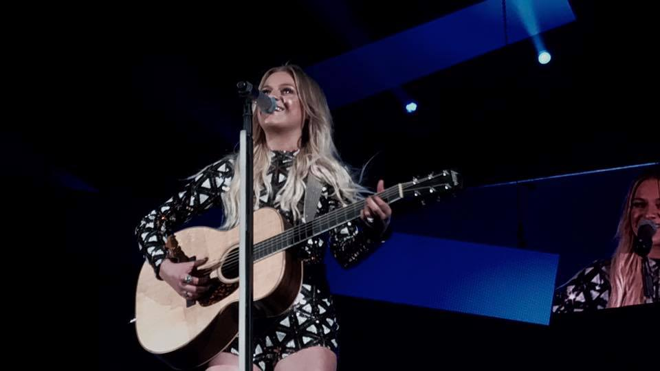 Kelsea Ballerini performs at the Hollywood Bowl on Saturday, June 3, 2017.