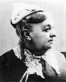 Eliza Tibbets, the Queen Victoria-look alike and the mother of the California orange industry