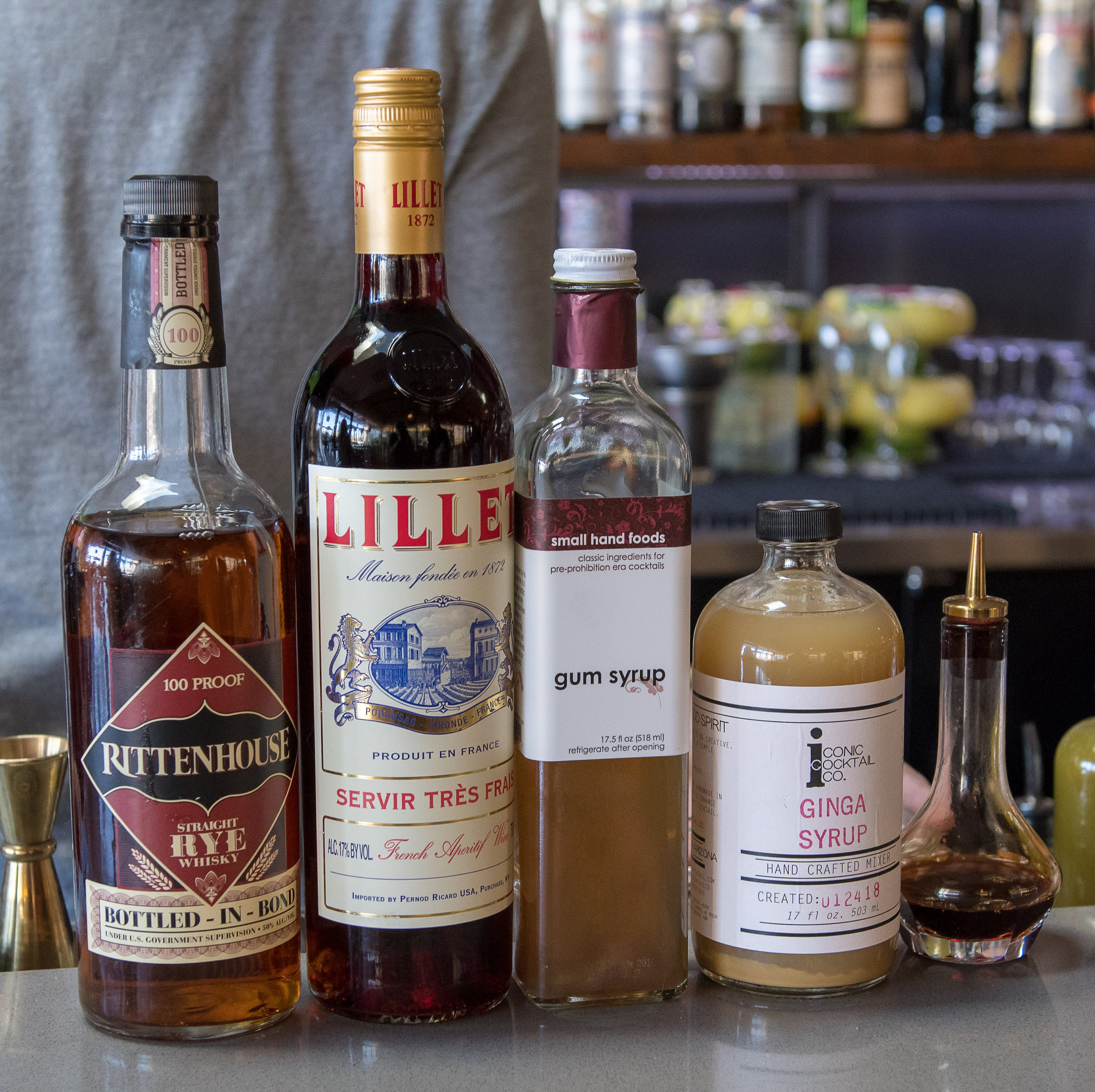 Summer Special: Joshua James & Arizona's First Cocktail     On this special summer episode, we talk to award-winning bartender Joshua James of the Clever Koi restaurant in Phoenix, Arizona about the long-lost original Arizona state cocktail, aptly named the Statehood...   Listen Now!    Show Notes