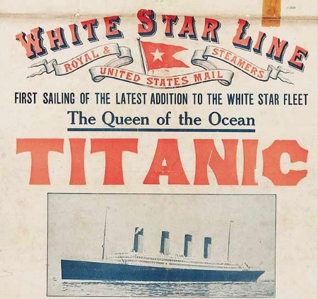 Titanic Redux: The Final Feast of the Unsinkable Ship     This week, we're revisiting one of our favorite episodes in honor of the 107th anniversary of the sinking of the RMS Titanic. We explore the culinary life onboard the unsinkable ship, looking at everything from those who worked in Titanic's state of the art kitchens to the epic meals served only a few hours before the ship sank.   Show Notes    Listen Now on Apple Podcasts