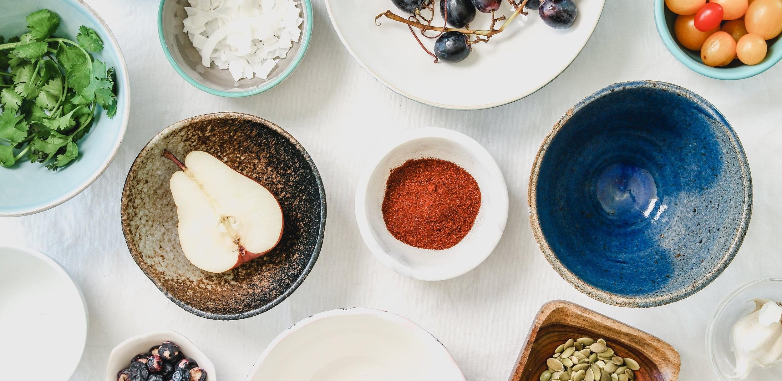 """Find the foods that love you back!"" - - Katrine van Wyk"