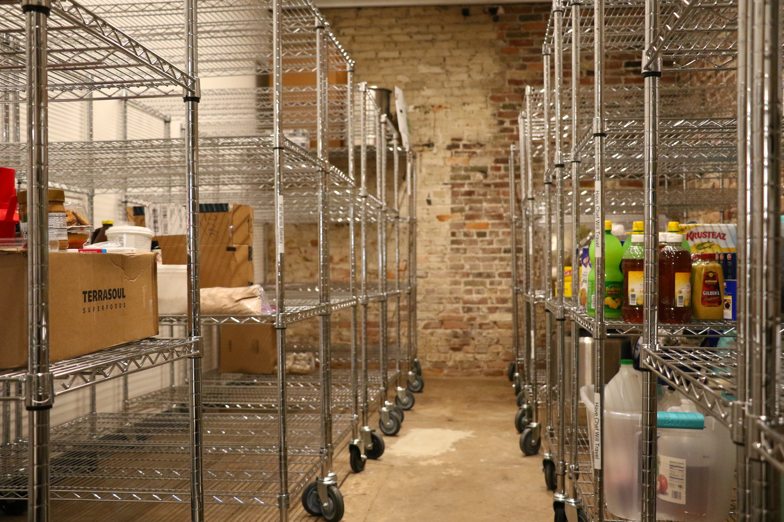 On-Site Storage