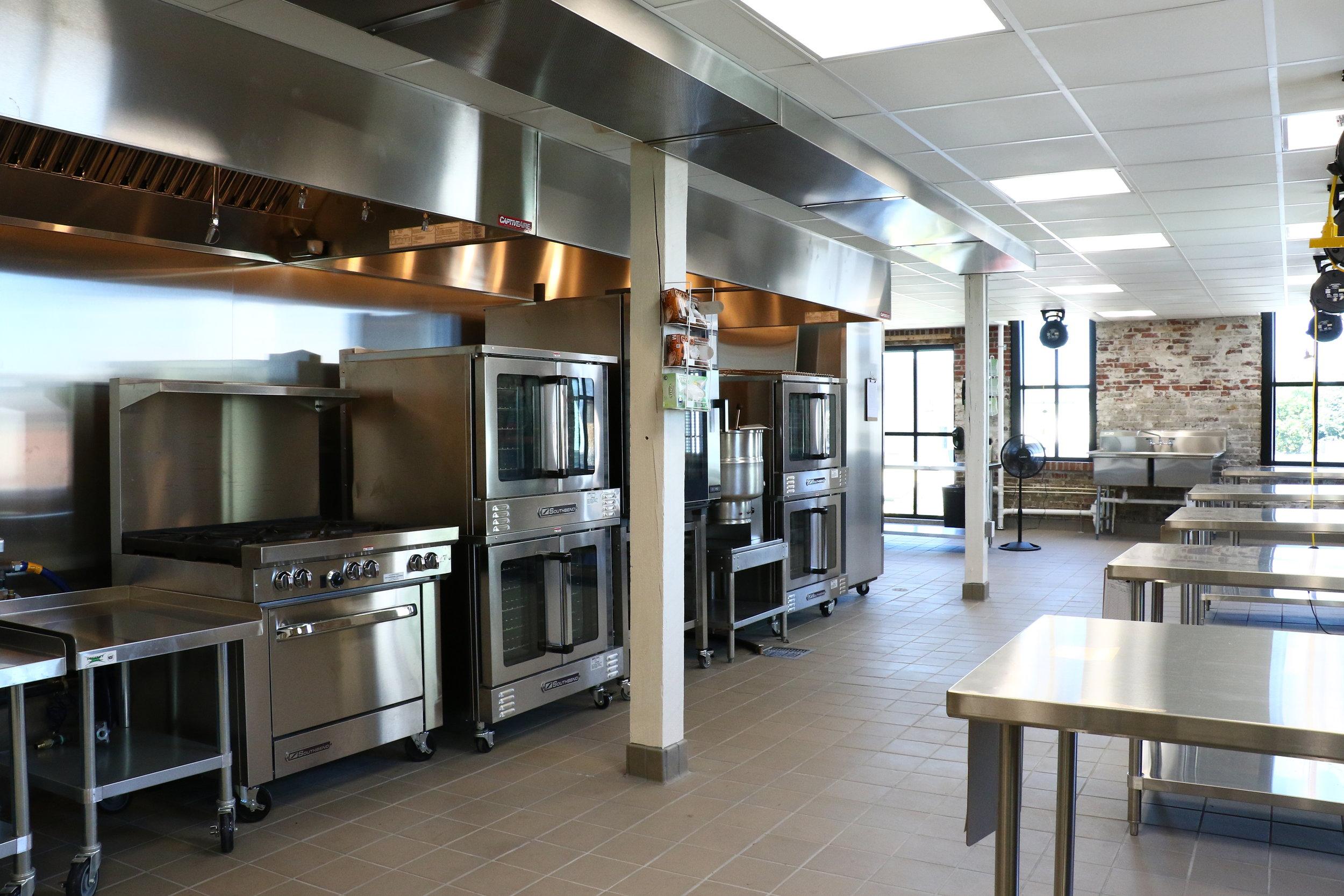 Shared Kitchen Rentals For Food Business Startups Fork
