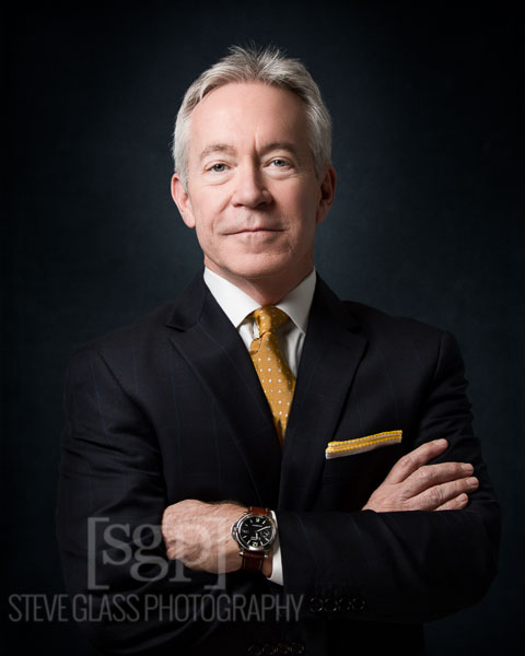 Professional Headshot Bill Higginbotham