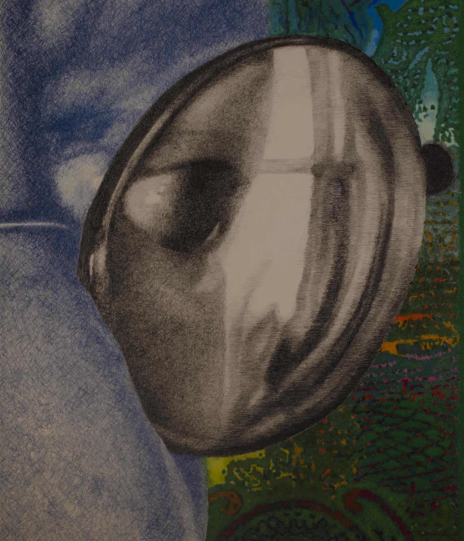 """gary golkin """"eye glass lens"""" 2013©"""