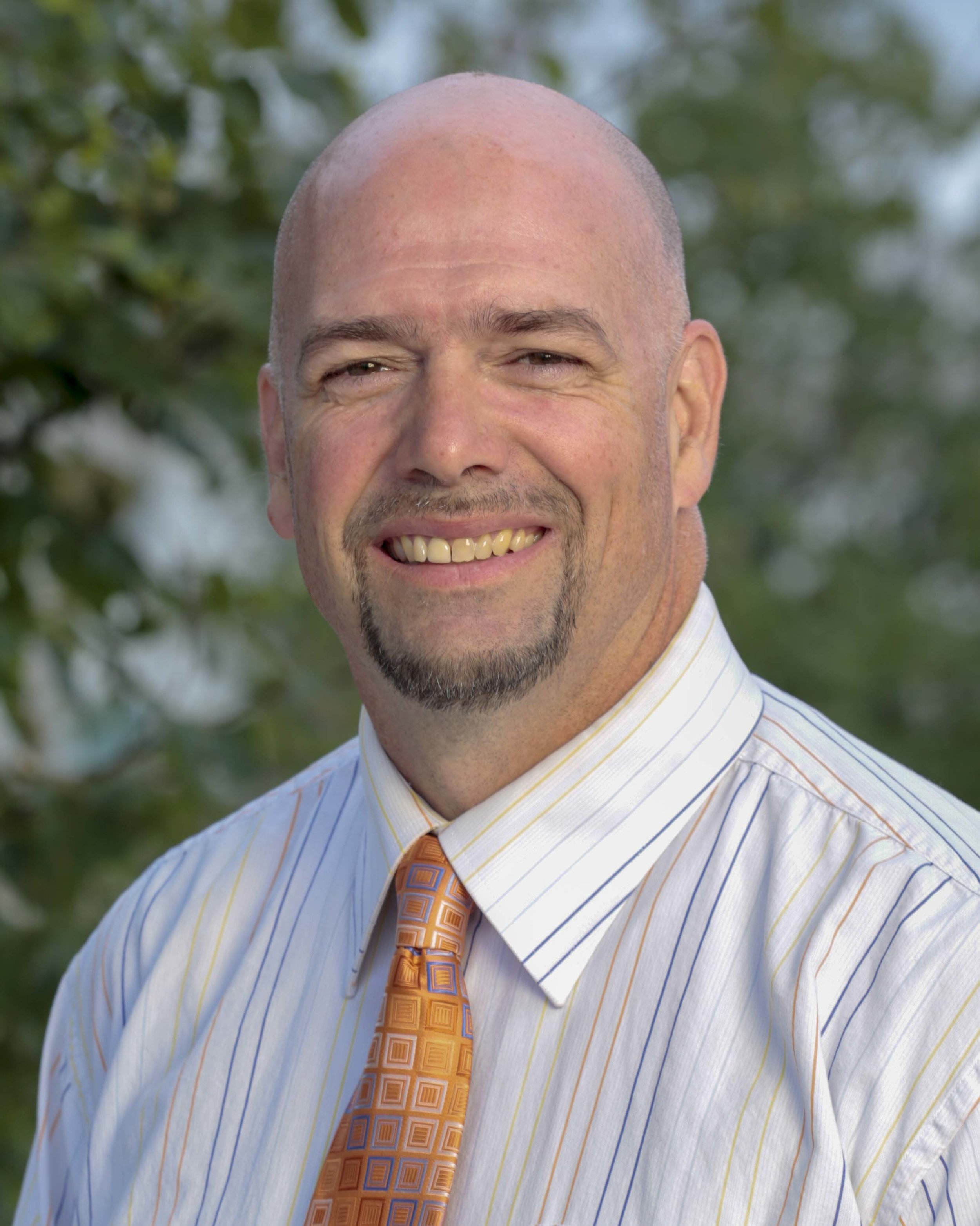 Eric Dudley  Athletic Director