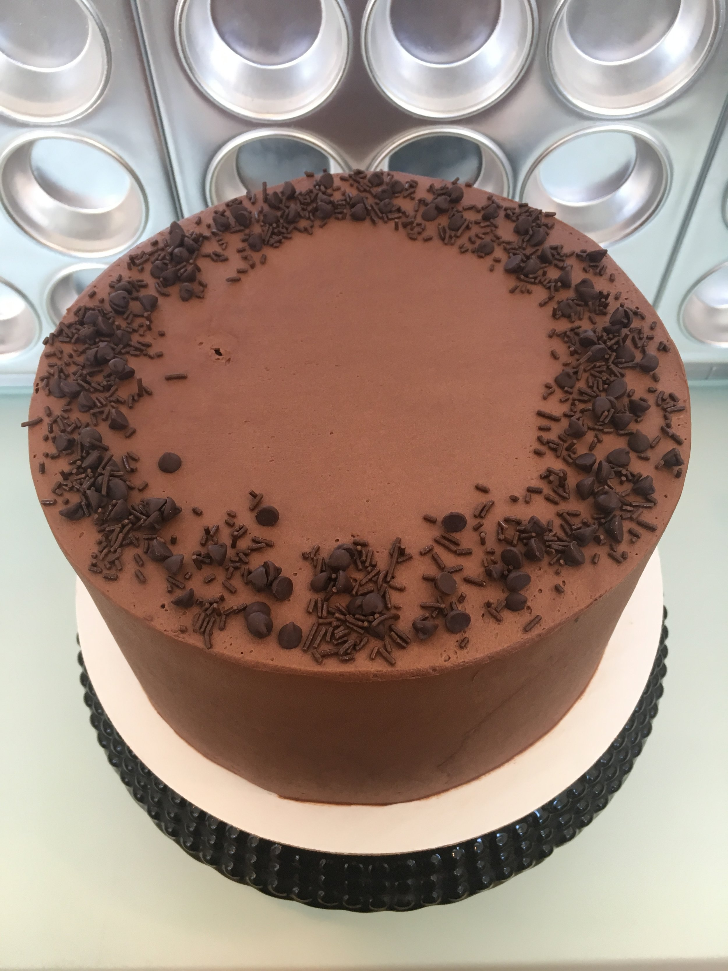 Chocoholic Cake