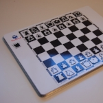 Army Chess Board