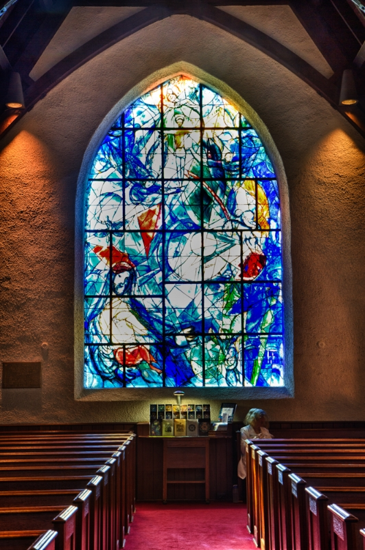 Marc-Chagall-Stained-Glass