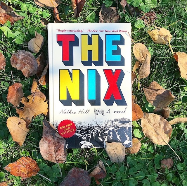 The Nix | TBR Etc